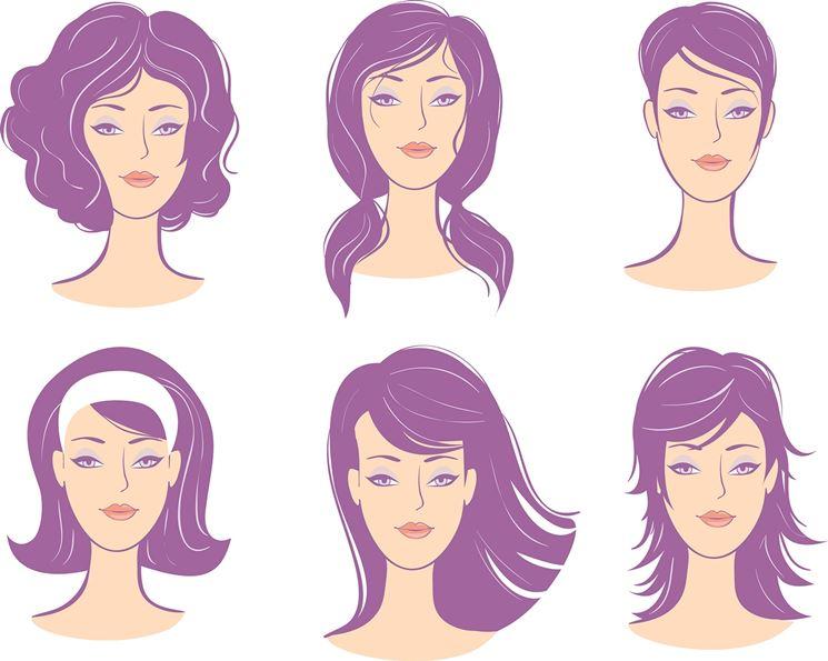 Che taglio di capelli per un viso squadrato